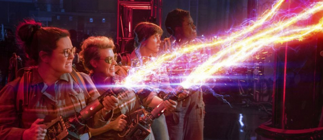 Kids' Choice Awards. Dzieci orzekły: Ghostbusters. Pogromcy duchów to film roku