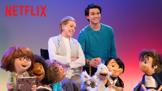 Julie Andrews gwiazdą programu dla dzieci od Netflixa