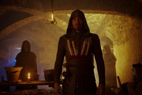 W filmowym Assassin's Creed zobaczymy postacie z gier. Nowe zdjęcia