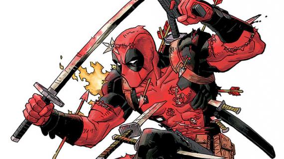 Deadpool: Back in Black – nieznana historia Wade'a Wilsona (Comic-Con)