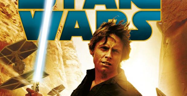 Dziedzic Jedi – powieść o Luke'u Skywalkerze w tym miesiącu