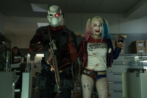 Legion samobójców: krytycy byli uprzedzeni do filmu? Nowe informacje