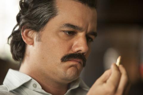 [TYLKO U NAS] Fragment Polowania na Escobara – książki Marka Bowdena
