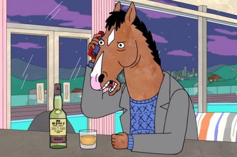 Czy warto oglądać kreskówkę BoJack Horseman?