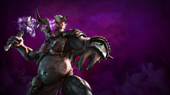 Eyedol ostatnim wojownikiem w trzecim sezonie Killer Instinct