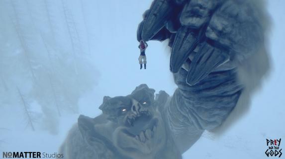 Oto Prey for the Gods, duchowy następca Shadow of the Colossus