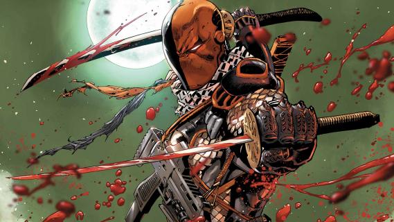 Samodzielny film o Deathstroke'u szybko nie powstanie