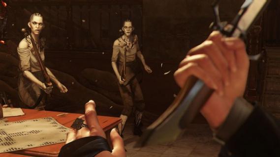 Emily w akcji. Nowy gameplay z Dishonored 2