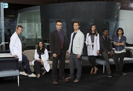 Pure Genius: sezon 1, odcinek 1 i 2 – recenzja