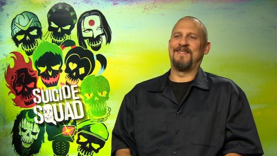 David Ayer dla naEKRANIE.pl. Obejrzyj wywiad z reżyserem Legionu samobójców
