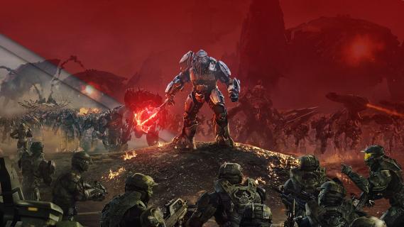 Halo Wars 2 w złocie. Twórcy chwalą się ukończeniem prac nad grą