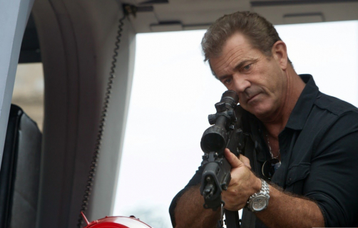 Mel Gibson i Sean Penn po raz pierwszy razem na ekranie