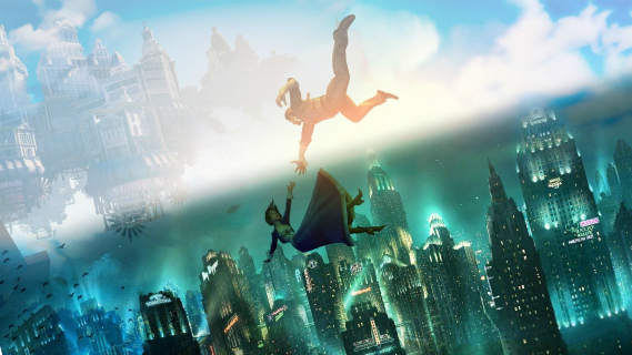 BioShock: The Collection – szczegóły uppgrade'u na Steamie