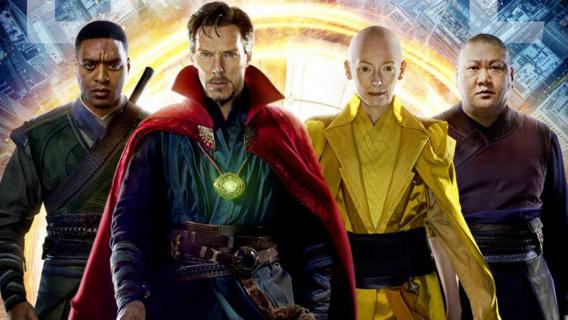 Jak wyglądałby Iron Man po marihuanie? Szczery zwiastun Doktora Strange'a