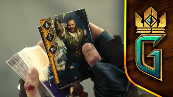 Tak się gra w Gwinta. Zobacz gameplay z Gwent: The Witcher Card Game