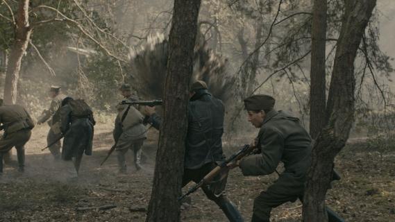 Wyklęci – zwiastun i zdjęcia z serialu wojennego TVP