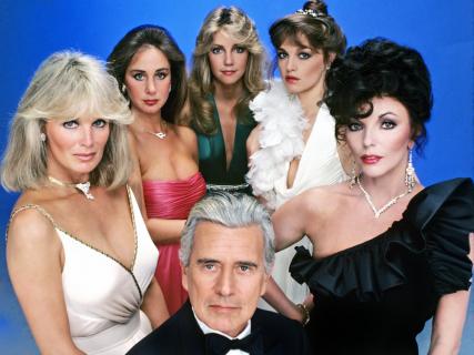 Najlepsze seriale lat 80.