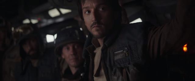 Gwiezdne Wojny – kiedy ruszą prace nad serialem o postaci z Łotra 1?