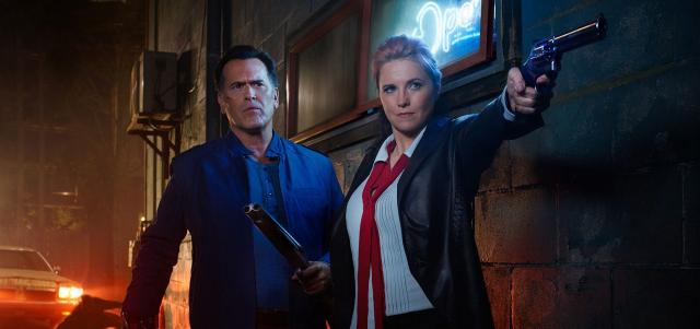 Ash kontra martwe zło to dzieło głębokie – wywiad z Bruce'em Campbellem i Lucy Lawless
