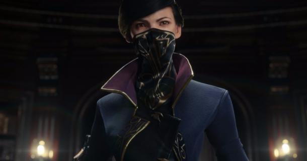 Emily Kaldwin w walce o tron w grze Dishonored 2