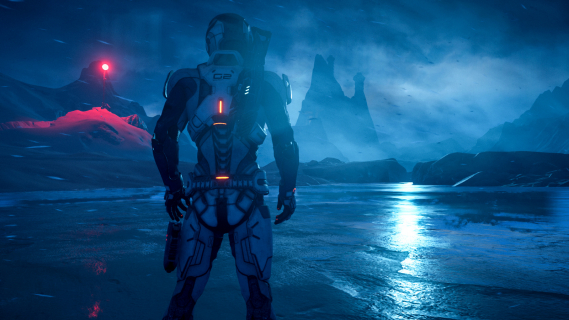 Mass Effect: Andromeda trafi do usług EA Access oraz Origin Access