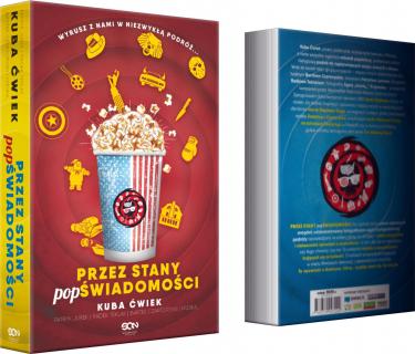 Przez Stany POPświadomości – recenzja książki