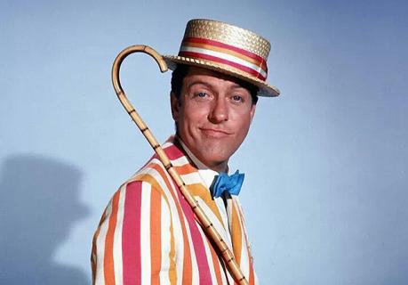 Dick Van Dyke pojawi się także w kontynuacji filmu o Mary Poppins