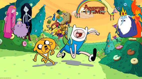 Adventure Time – Encyklopedia – recenzja książki