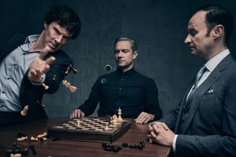 Sherlock: sezon 4, odcinek 3 (finał sezonu) – recenzja