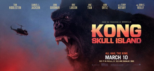 Kong: Wyspa czaszki – recenzja filmu