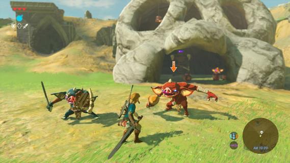 The Legend of Zelda: Breath of the Wild z przepustką sezonową. Poznajcie szczegóły
