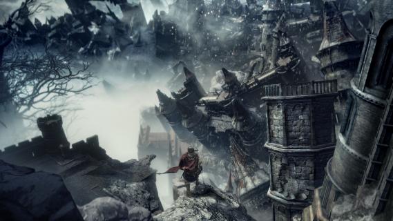 Dark Souls III: Obejrzyjcie gameplay i screeny z dodatku The Ringed City
