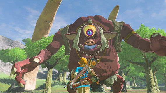 The Legend of Zelda – pokręcona baśń o bogini, wojowniku i demonie