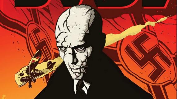 Bradl: Konspiracja w stylu noir – recenzja komiksu