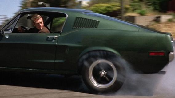 Mustang z kultowego filmu Bullit został odnaleziony na złomowisku