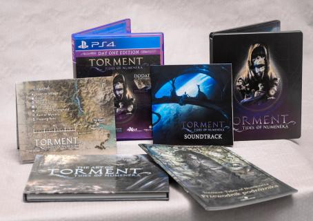 Torment: Tides of Numenera – unboxing edycji kolekcjonerskiej