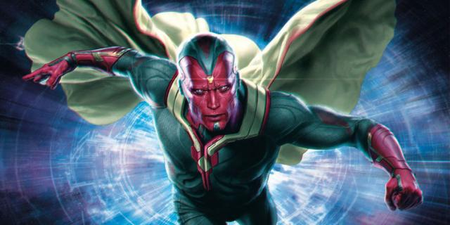 Avengers: Infinity War – Vision walczy na planie z tajemniczymi złoczyńcami
