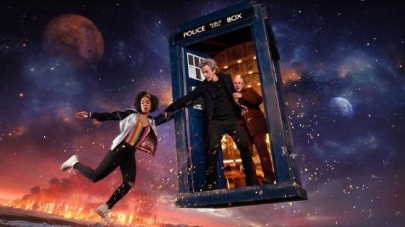 Nowy zwiastun 10. sezonu serialu Doctor Who