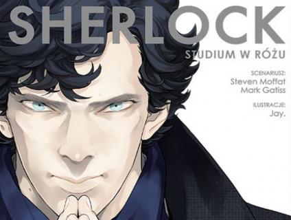 Sherlock – recenzja tomów 1-3