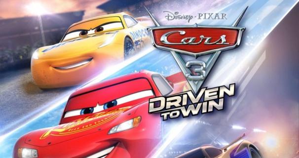 Auta 3 z grą towarzyszącą. Zobacz zwiastun Cars 3: Driven to Win