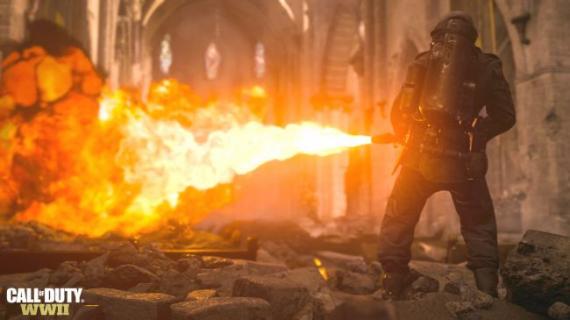Call of Duty: WWII – zapowiedziano otwartą betę dla PC