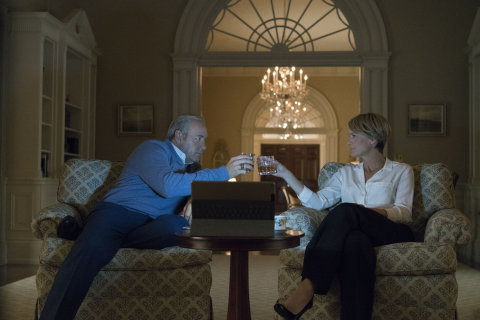 House of Cards: sezon 5 – recenzja spoilerowa