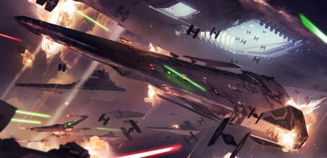 EA zmienia system mikrotransakcji w Star Wars: Battlefront II
