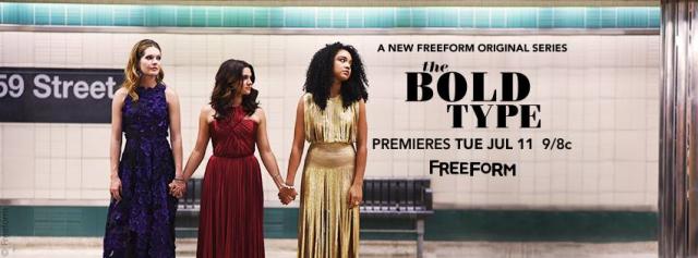 The Bold Type – zwiastun serialu o pracy w kobiecym magazynie
