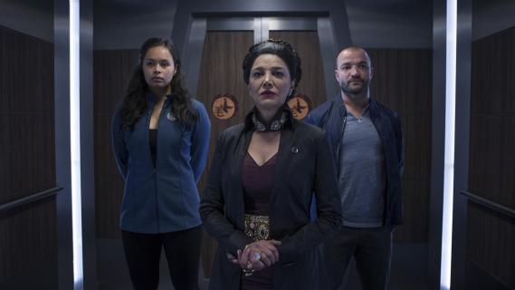 Powstanie 4. sezon The Expanse? Są prowadzone rozmowy