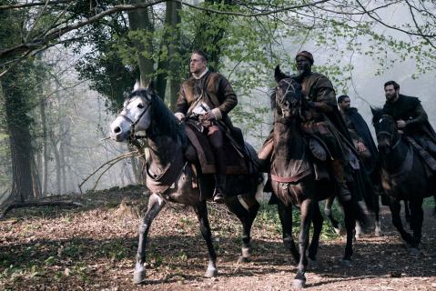 Nowe zdjęcia z filmu Król Artur: Legenda Miecza