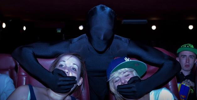 To nie seans, to survival! Na kogo możesz natknąć się w kinie?