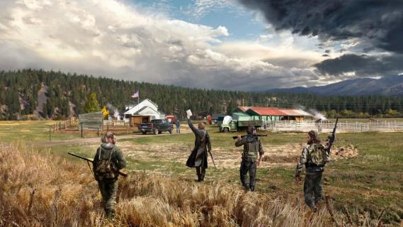 Far Cry 5 z wyjątkową edycją z grafikami stworzonymi przez grupę Mondo