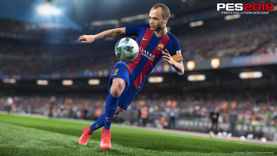 Nowe Pro Evolution Soccer bez licencjonowanych europejskich pucharów