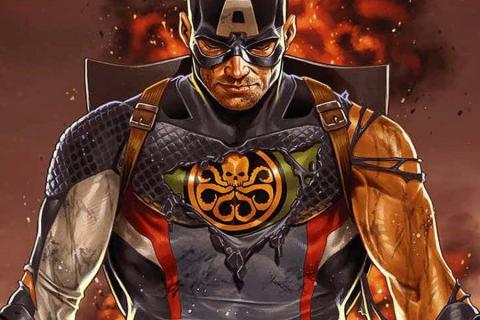 Secret Empire – Poznajcie Kapitana Hydrę